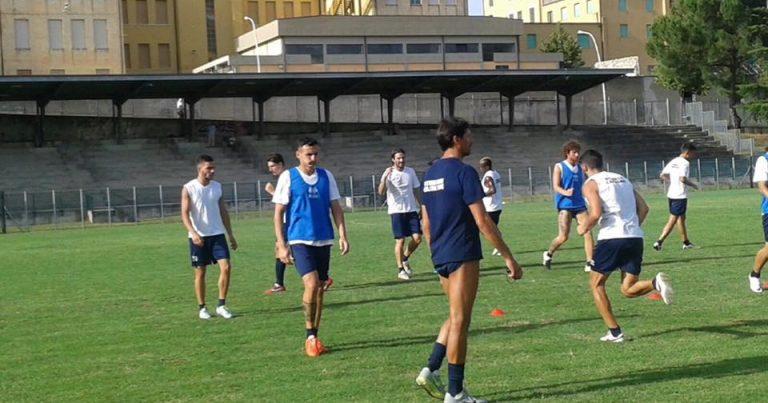 Esordio in Coppa Italia il 13 agosto a San Benedetto