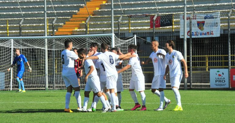 TRA VITERBESE E PRATO FINISCE 2-0