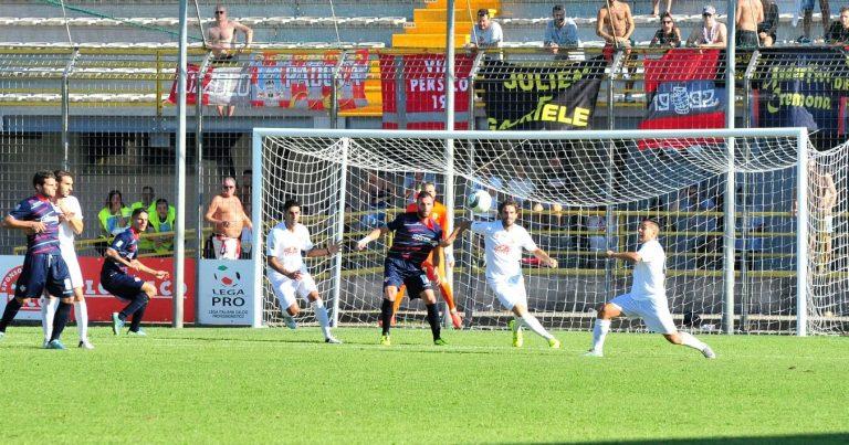 La prima di campionato con la Cremonese finisce 0-0