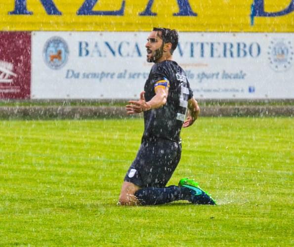 Con il Pontedera basta cap Celiento. I gialloblu chiudono al 5° posto la regular season