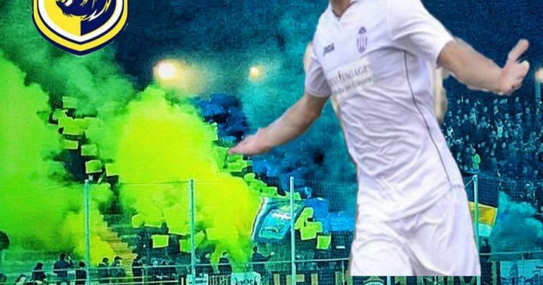 #MERCATO2018 – Primo colpo gialloblu: arriva l'attaccante Fabrizio Roberti dall'Ostia Mare