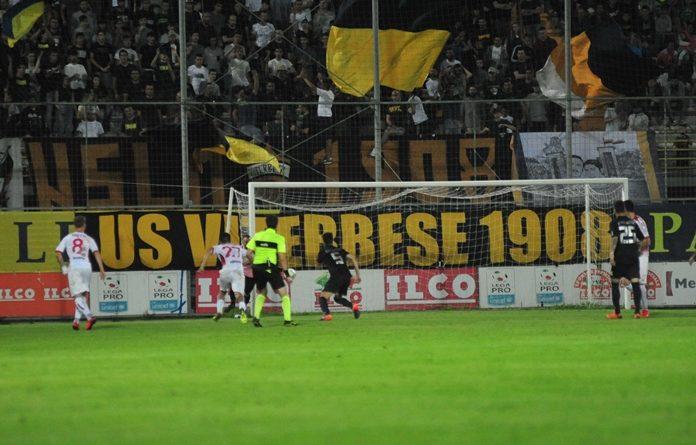 """PLAY OFF NAZIONALI – AL """"Rocchi"""" finisce 2-2 tra i gialloblu e il SudTirol"""